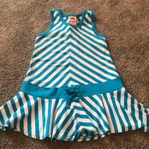 Faded glory striped dress